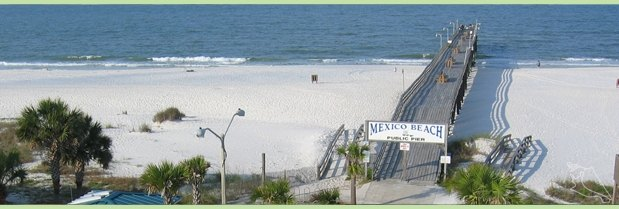 Places to stay at mexico beach florida business listings for Fishing mexico beach fl